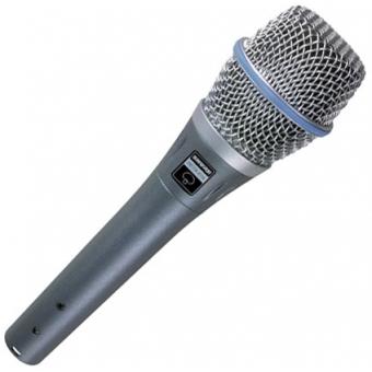 Microfon SHURE BETA 87A