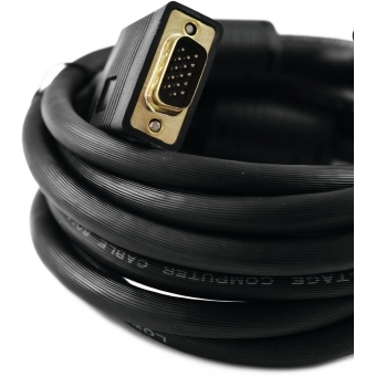 SOMMER CABLE SUB-D cable 3m bk #2