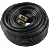 SOMMER CABLE SUB-D cable 20m bk