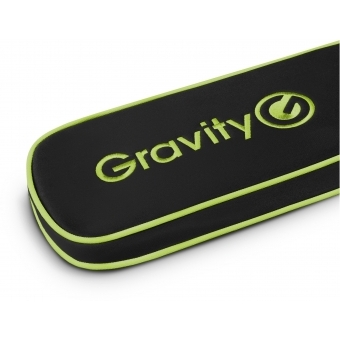 Gravity BG MS 1 B - Neoprene Carry Bag for one Microphone Stand #3