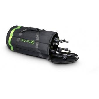 Gravity BG MS 6 SB - Transport Bag for 6 Short Microphone Stands #2