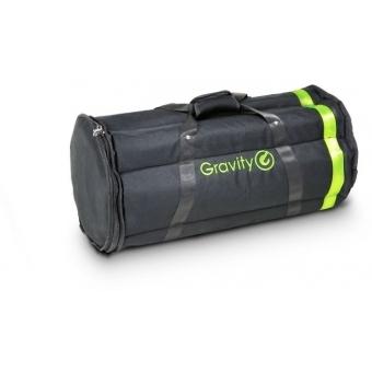 Gravity BG MS 6 SB - Transport Bag for 6 Short Microphone Stands