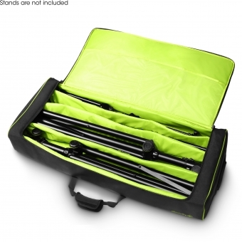 Gravity BG SS 2 MS 2 B - Transport Bag for 2 Speaker and 2 Microphone Stands #3