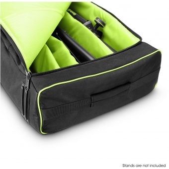 Gravity BG SS 2 MS 2 B - Transport Bag for 2 Speaker and 2 Microphone Stands #6