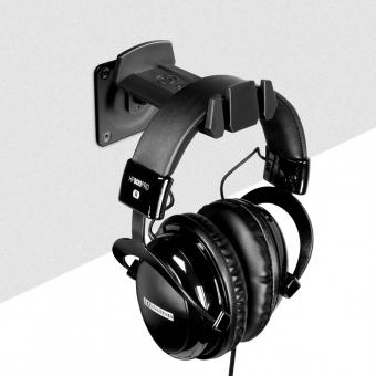 Gravity HP HWMB 01 B - Wall-Mount Headphones Hanger #5
