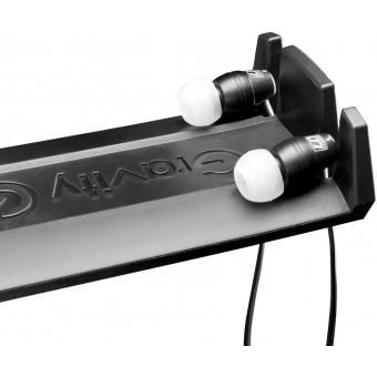 Gravity HP HWMB 01 B - Wall-Mount Headphones Hanger #6
