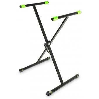 Gravity KSX 1 - Keyboard Stand X-Form, Single