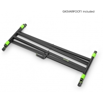 Gravity KSX 2 - Keyboard Stand X-Form, Double #2