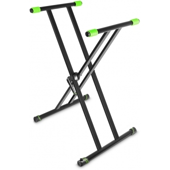 Gravity KSX 2 - Keyboard Stand X-Form, Double