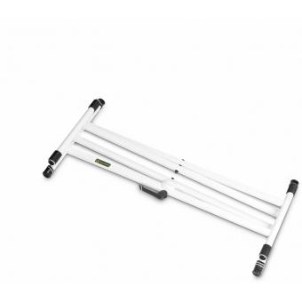 Gravity KSX 2 W - Keyboard Stand X-Form, Double, White #3