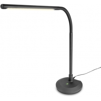 Gravity LED PL 2B - Dimmable LED Desk and Piano Lamp with USB Charging Port #3