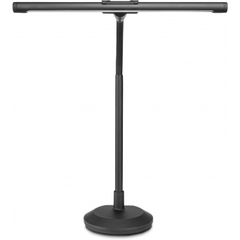 Gravity LED PLT 2B - Dimmable LED Desk and Piano Lamp with USB Charging Port