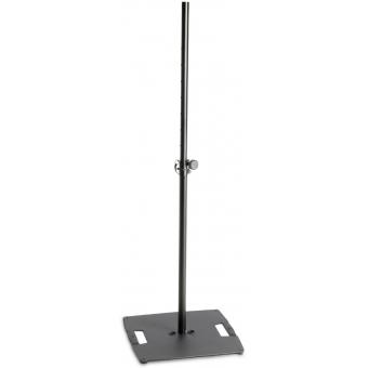 Gravity LS 331 B - Lighting Stand with Square Steel Base