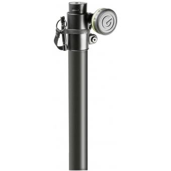 Gravity LS 431 B - Lighting Stand with square steel base and excentric mounting option #7