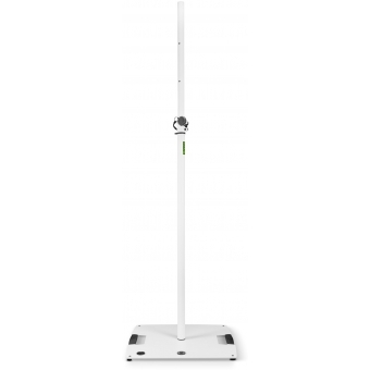 Gravity LS 431 W - Lighting Stand with square steel base and excentric mounting option #2