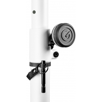 Gravity LS 431 W - Lighting Stand with square steel base and excentric mounting option #5