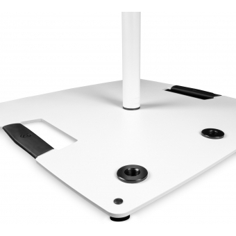 Gravity LS 431 W - Lighting Stand with square steel base and excentric mounting option #7