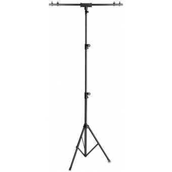Gravity LS TBTV 17 - Lighting Stand with T-Bar, Small