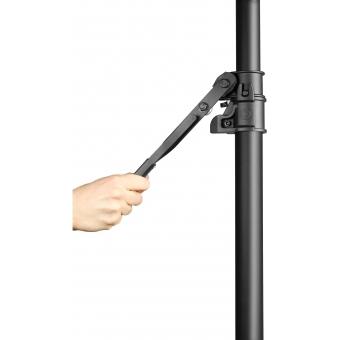 Gravity LS VARI-POLE 01 B - Clamping Pole Vari-Pole®, 2.10 - 3.70 m #8