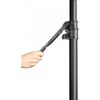 Gravity LS VP SET 1 - Vari-Pole® Set of 4 Clamping Poles in Transport Bag #14