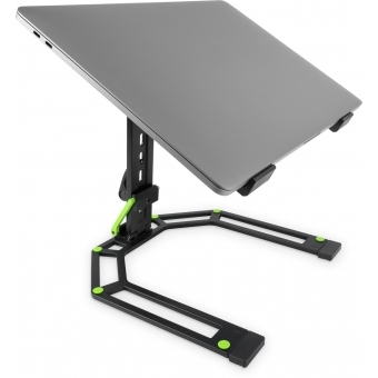 Gravity LTS 01 B SET 1 - Adjustable stand for Laptops and Controllers including Neoprene Protection Bag #11