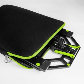 Gravity LTS 01 B SET 1 - Adjustable stand for Laptops and Controllers including Neoprene Protection Bag #4