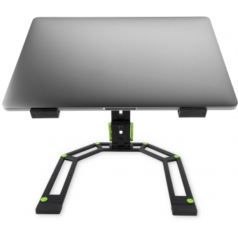 Gravity LTS 01 B SET 1 - Adjustable stand for Laptops and Controllers including Neoprene Protection Bag #10