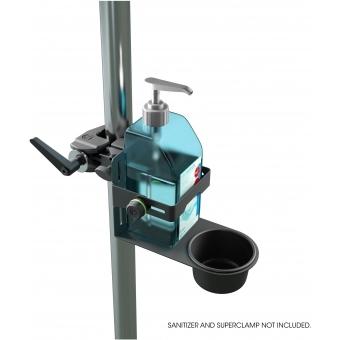Gravity MA DIS 01 B - Universal Disinfectant Holder Black #8