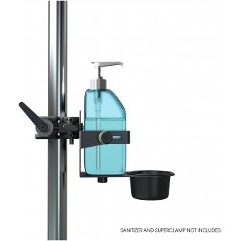 Gravity MA DIS 01 B - Universal Disinfectant Holder Black #9
