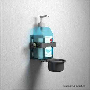 Gravity MA DIS 01 B - Universal Disinfectant Holder Black #10