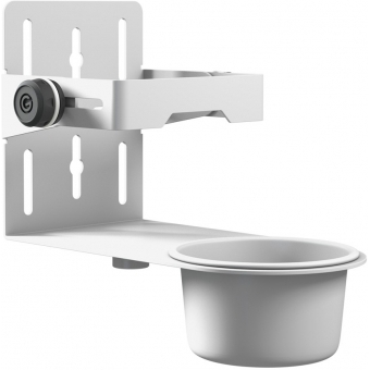 Gravity MA DIS 01 W - Universal Disinfectant Holder White #6