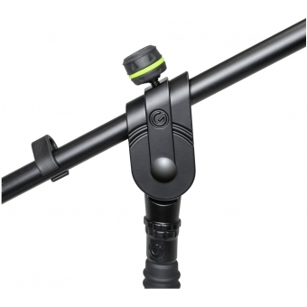 Gravity MS 2222 B - Short Microphone Stand with Round Base and 2-Point Adjustment Telescoping Boom #6
