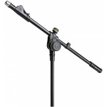 Gravity MS 2222 B - Short Microphone Stand with Round Base and 2-Point Adjustment Telescoping Boom #9