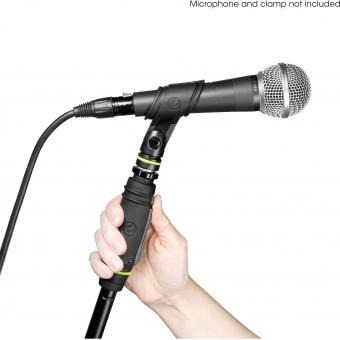 Gravity MS 231 HB - Microphone Stand with Round Base and One-Hand Clutch #8