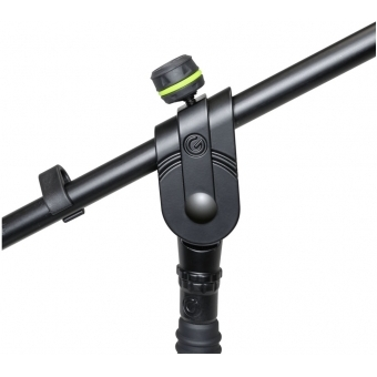 Gravity MS 4222 B - Short Microphone Stand with Folding Tripod Base and 2-Point Adjustment Telescoping Boom #11