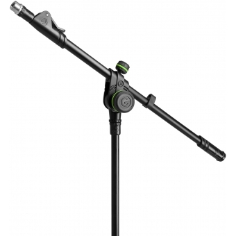 Gravity MS 4322 B - Microphone Stand with Folding Tripod Base and 2-Point Adjustment Telescoping Boom #4