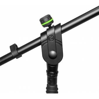 Gravity MS 4322 B - Microphone Stand with Folding Tripod Base and 2-Point Adjustment Telescoping Boom #6