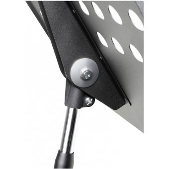 Gravity NS ORC 2 - Music Stand Orchestra with Perforated Desk #6