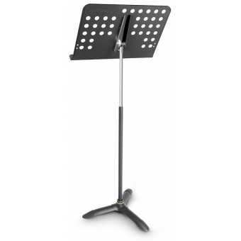 Gravity NS ORC 2 L - Tall Music Stand Orchestra with Perforated Desk #2