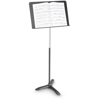 Gravity NS ORC 2 L - Tall Music Stand Orchestra with Perforated Desk #4