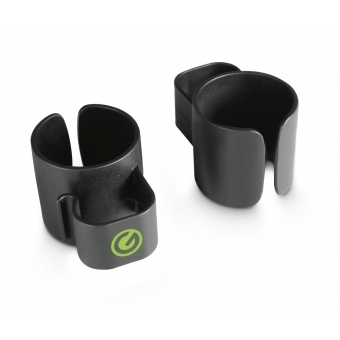 Gravity SA CC 35 B - Speaker Pole Cable Clips, 35 mm #2