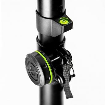 Gravity SA LC 35 B - Clip-on spirit Level for 35 mm Poles #2