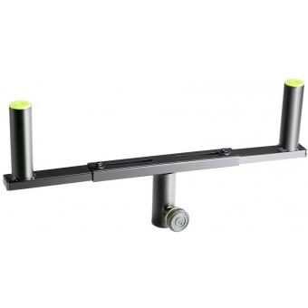 Gravity SAT 36 B - Adjustable T-Bar for Speaker Stands #3