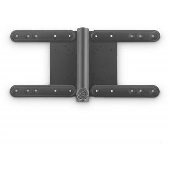 Gravity SA VESA 1 - 35 mm Pole Mount LCD TV Monitor Bracket with 7 VESA Hole Patterns #3