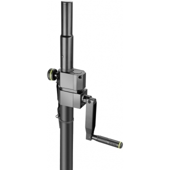 Gravity SP 2472 B - Adjustable Speaker Pole with Crank, 35mm to M20, #3
