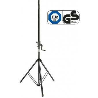 Gravity SP 4722 B - Wind-Up Speaker Stand