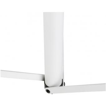 Gravity SP 5211 W - Speaker Stand, 35 mm, Aluminium, White #6