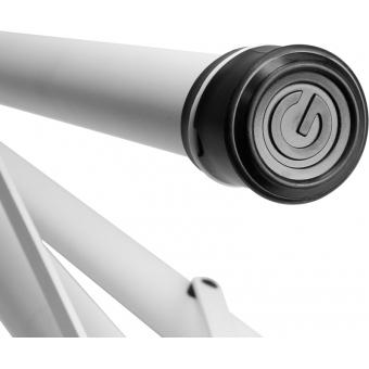 Gravity SP 5211 W - Speaker Stand, 35 mm, Aluminium, White #8