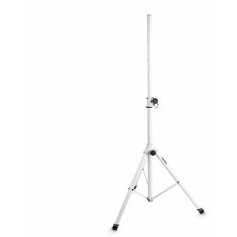 Gravity SP 5211 W - Speaker Stand, 35 mm, Aluminium, White