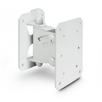Gravity SP WMBS 20 W - Tilt-and-Swivel Wall Mount for Speakers up to 20 kg, White